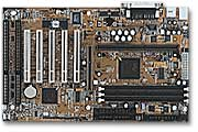 P6BX-A+ System Board in color